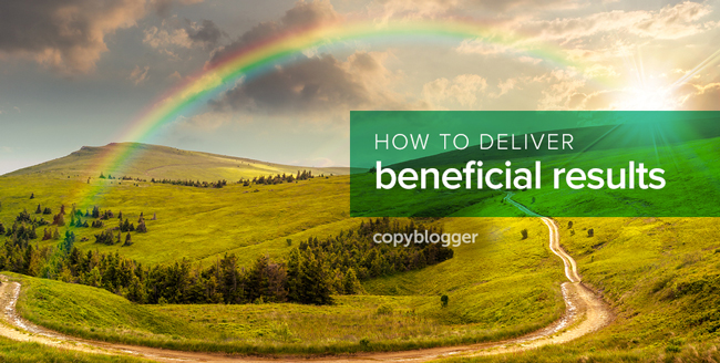 how to deliver beneficial results