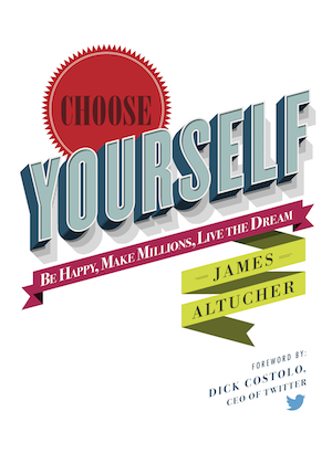 Image of James Altucher eBook Cover