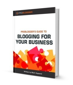 image of Problogger Business Blogging