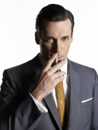 image of actor Jon Hamm as Don Draper