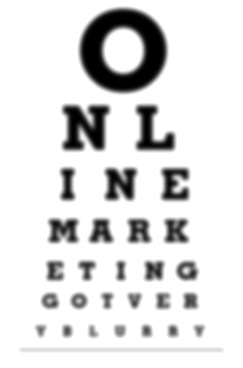 Image of Blurry Eye Chart